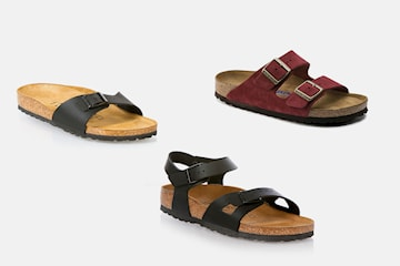 Birkenstock Madrid, Rio eller Arizona