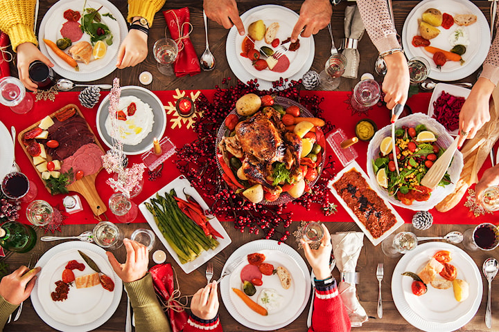Catering av julbord