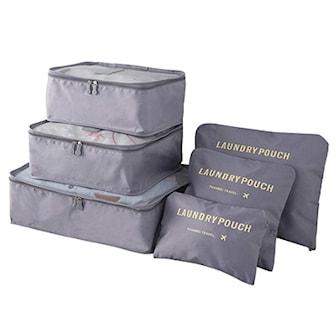 Grå, 2 sets, To pakker (12-pack), ,