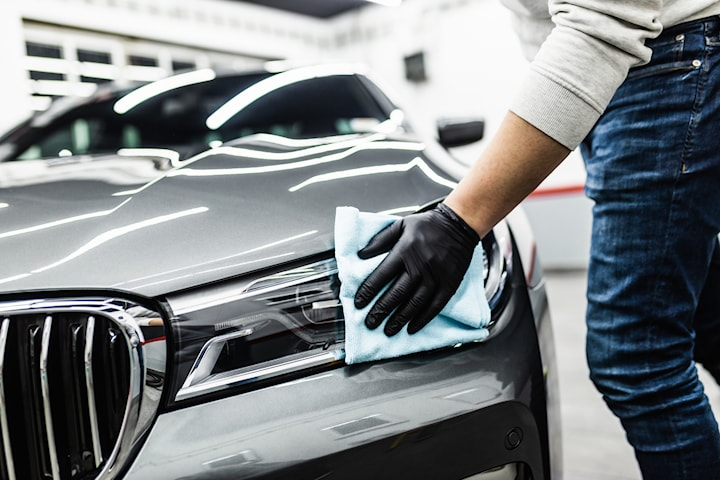 Bilrekond inkl. lackskydd hos Car Experten