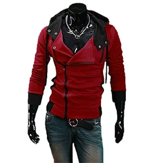 Röd, M, 1-pack, 1-pack, ,