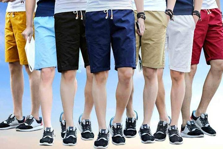 Shorts i herrmodell