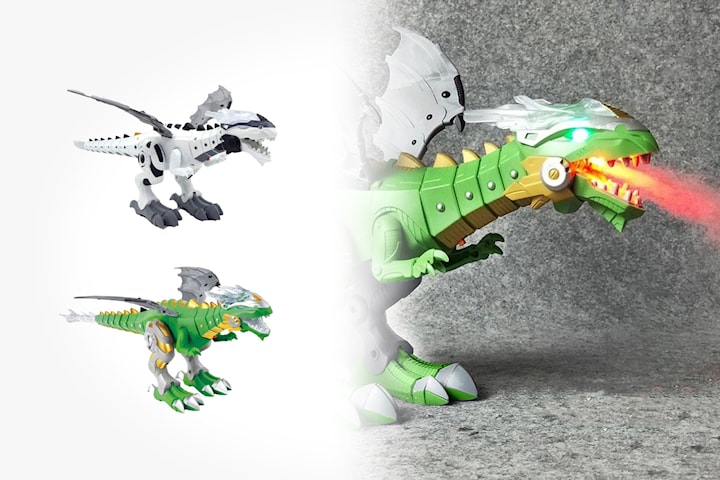 Elektrisk dinosaurie