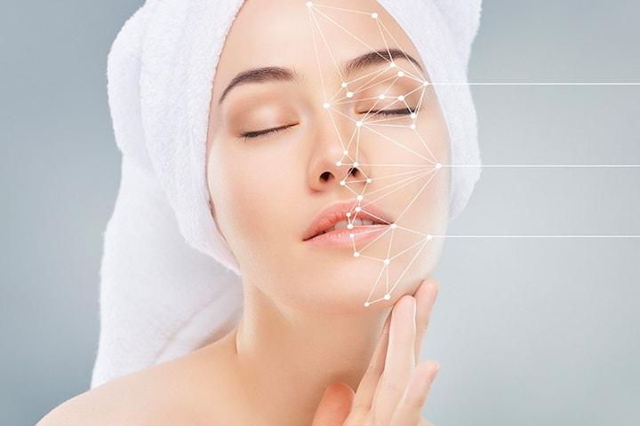 Microneedling för en jämnare hudton i ansiktet