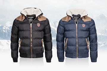 Geographical Norway vinterjacka