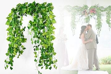 Kunstige blader (2 meter)