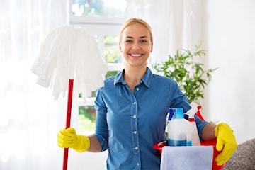 Få én, to eller tre måneder husvask til kun 550 kr per vask