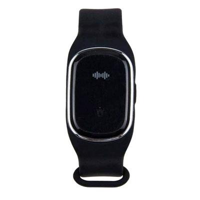 Svart, Ultrasonic Mosquito Repellent Bracelet, , ,  (1 av 1)