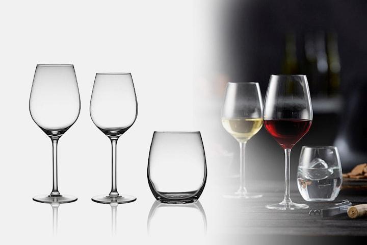 Lyngby Glas Juvel glas 4-pack