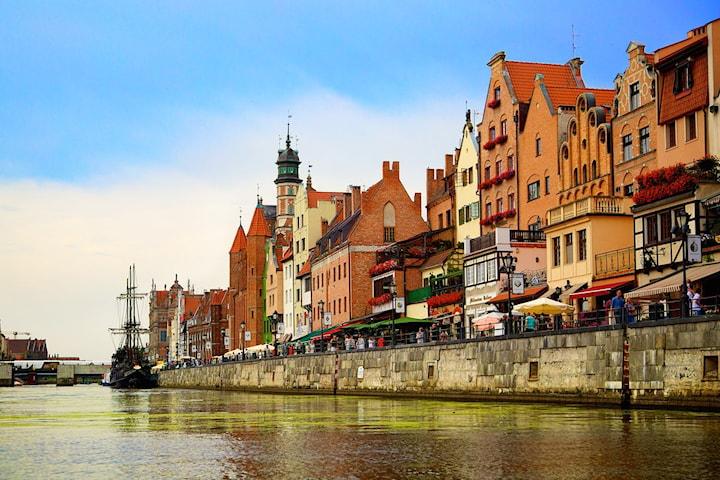 Sensommar och höst i Gdansk