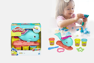 Play-Doh Wavy the Whale