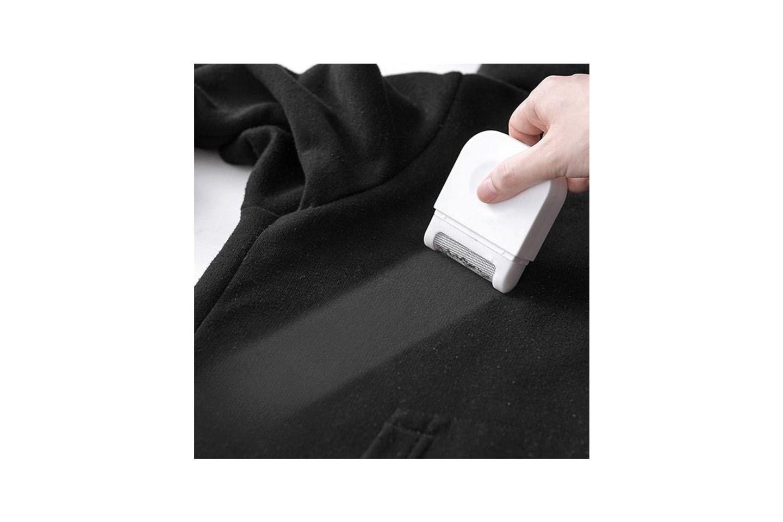 Nuppefjerner til tekstiler og klær