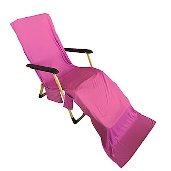 Rosa, Fast Drying Towel Beach Chair, Handduk solsäng, ,