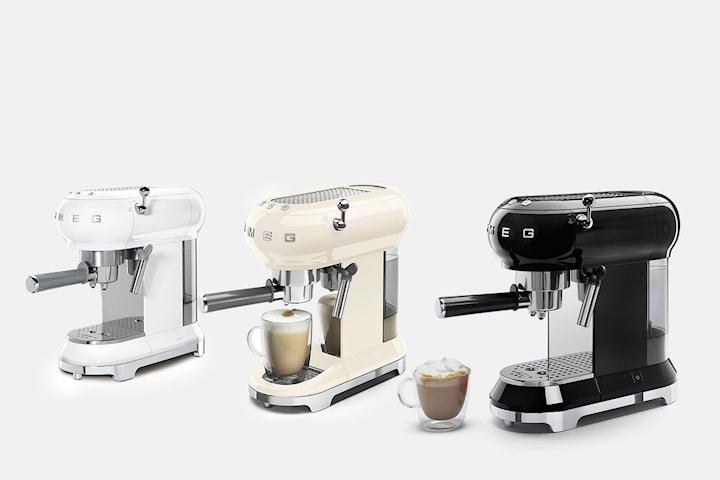 Smeg ECF01 Retro espressomaskin