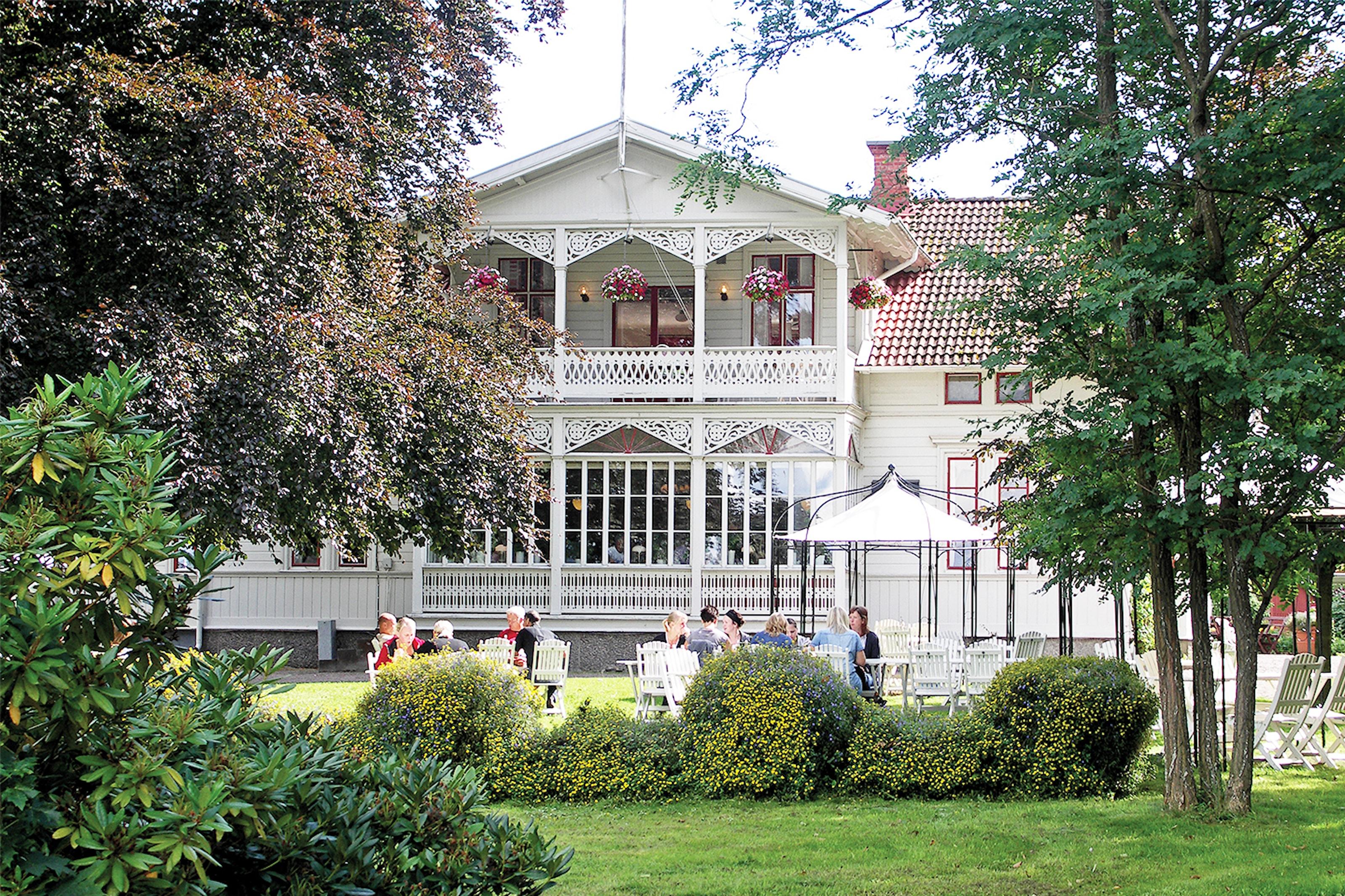 Vårmys på Wisingsö Hotell & Konferens