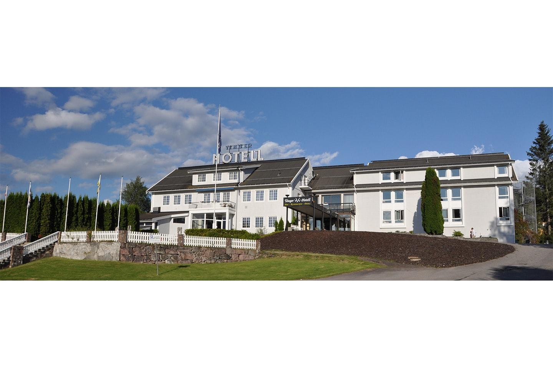 Vinger Hotell i Kongsvinger for to personer