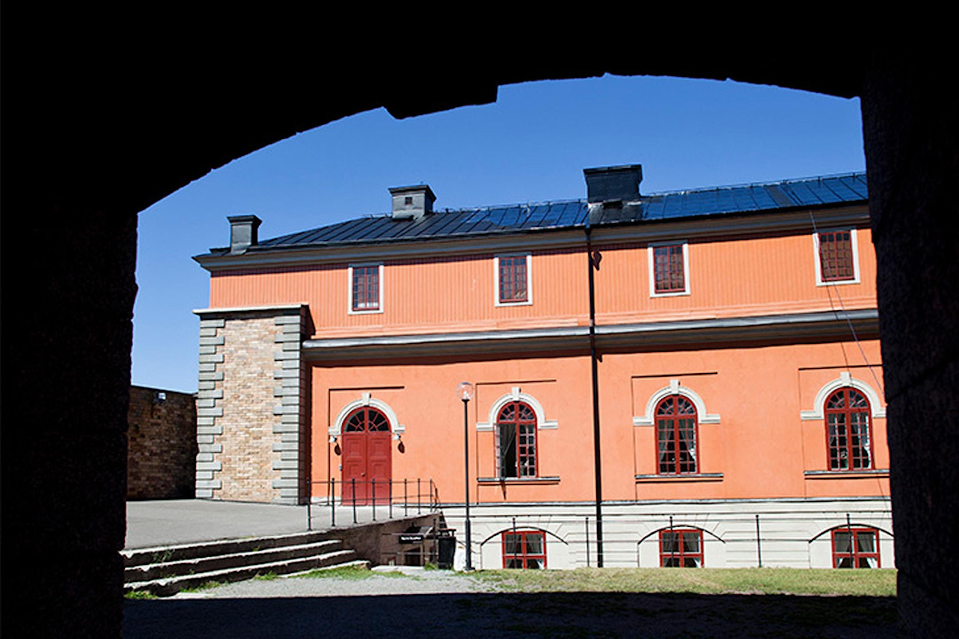 Overnatting på Kastellet Vaxholm for to personer