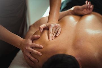 45 min muskelterapi -akupunktur, kopping og klassisk massasje hos smerteklinikken MEDOslo på Majorstuen