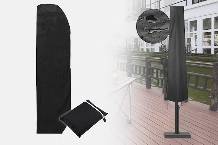 Vattentätt skydd till parasoll