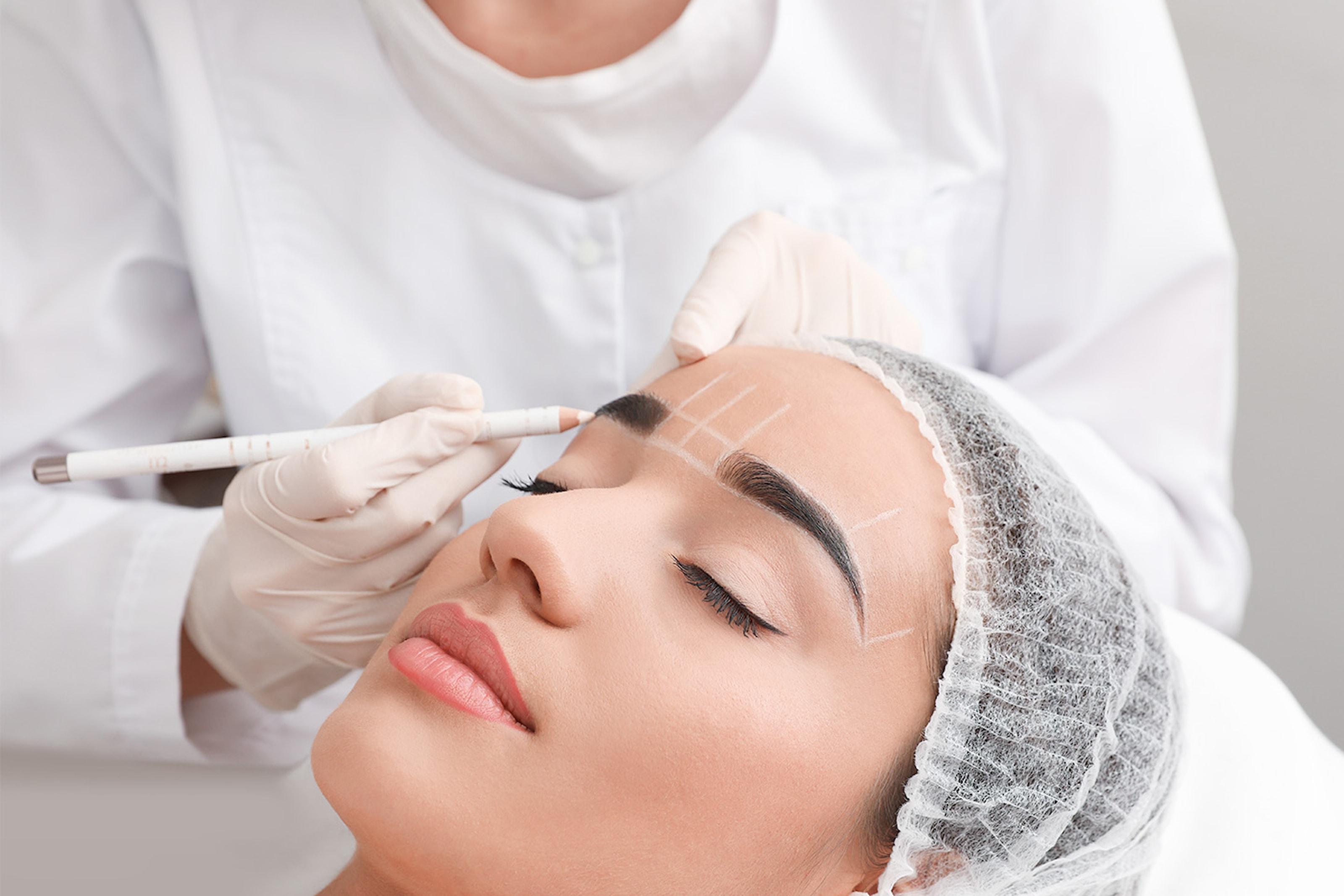 Permanent makeup hos Sagene velværesenter