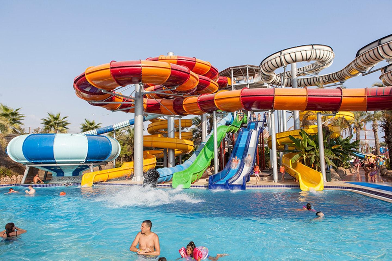 All inclusive Ultra till Long Beach Resort Alanya
