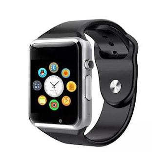 Svart, Smartwatch GSM, 2 Colors, Smartwatch för Android och iOS, ,