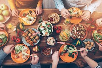 Valfri catering från Topcafé & Catering