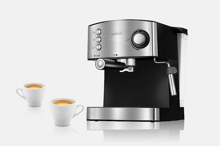 MPM MKW-06M espressomaskin