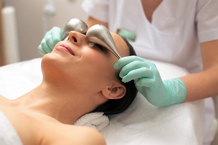 CRYO EYE PRO TREATMENT eller ansiktsløft uten kirurgi hos Kroppsforming!