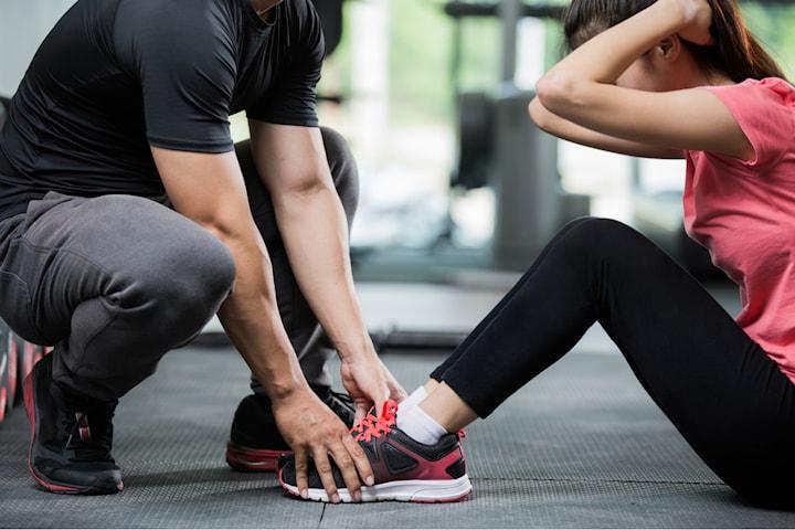 3 PT-tillfällen med Sport & Wellness