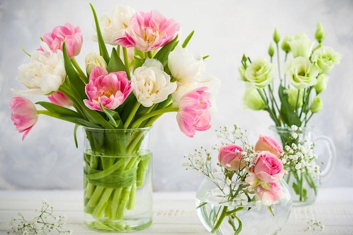 Presentkort värt 200 kr hos 3H Blommor