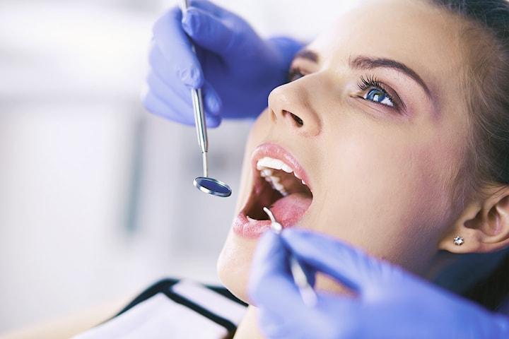 Tannlegeundersøkelse hos Oris Dental Sirkus Shopping
