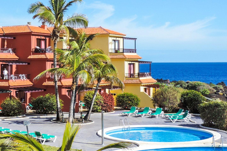 Kanarieöarna i jan, feb eller mars