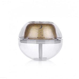 Guld, Starry Night Sky Projector Aroma Humidifier 500 ML, Luftfuktare, ,