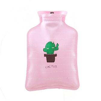 Kaktus, Hot Water Warm Bag, Härlig värmekudde, ,