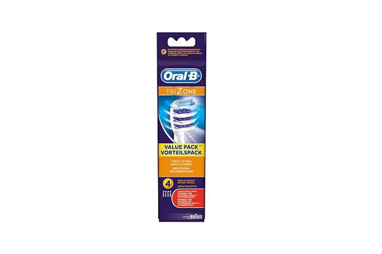 Oral-B tandborsthuvuden 4- eller 8-pack