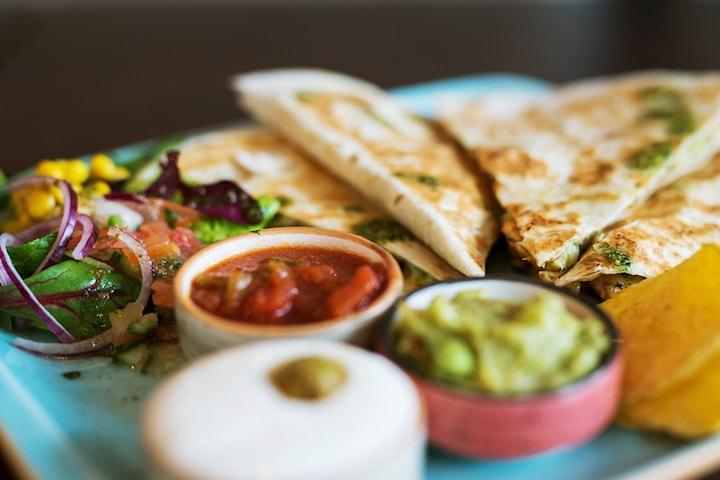Hemlagad Mexikansk mat eller pizza hos Pacos