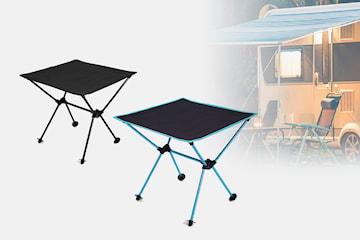 Hopfällbart campingbord