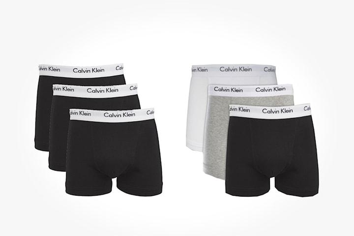 Calvin Klein Boxerkalsonger 3-pack