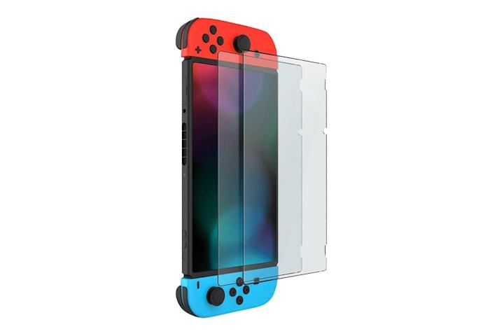 Skärmskydd till Nintendo Switch - Glass Screen Pro +