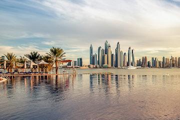 Luksuriøs pakkereise til Dubai