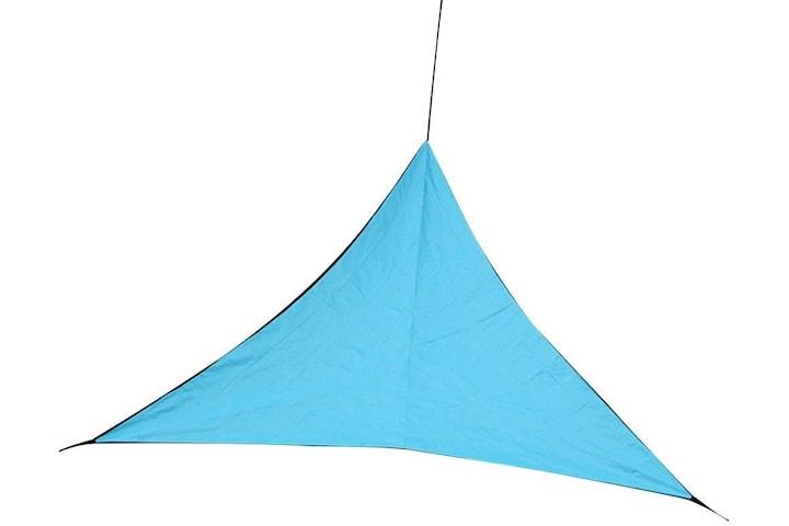 Solskydd, Triangel 4 m, Blå