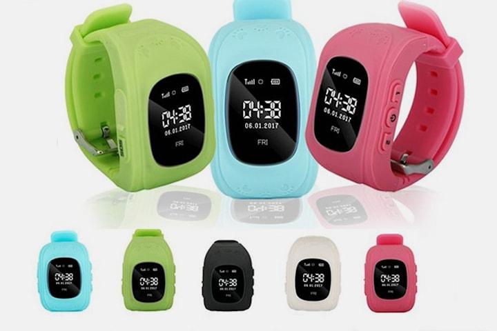 GPS smartwatch för barn