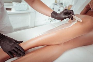 Vaxning helben, bikinilinje och armhåla