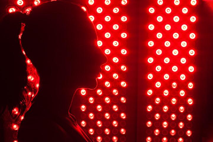 Öppningserbjudande: Rödljusterapi