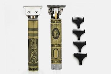 Barbermaskin i retro design