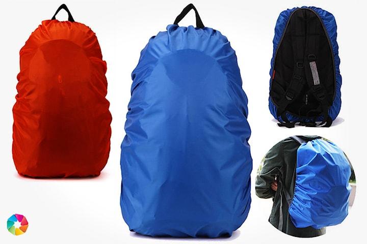 Vattentätt skydd till ryggsäck