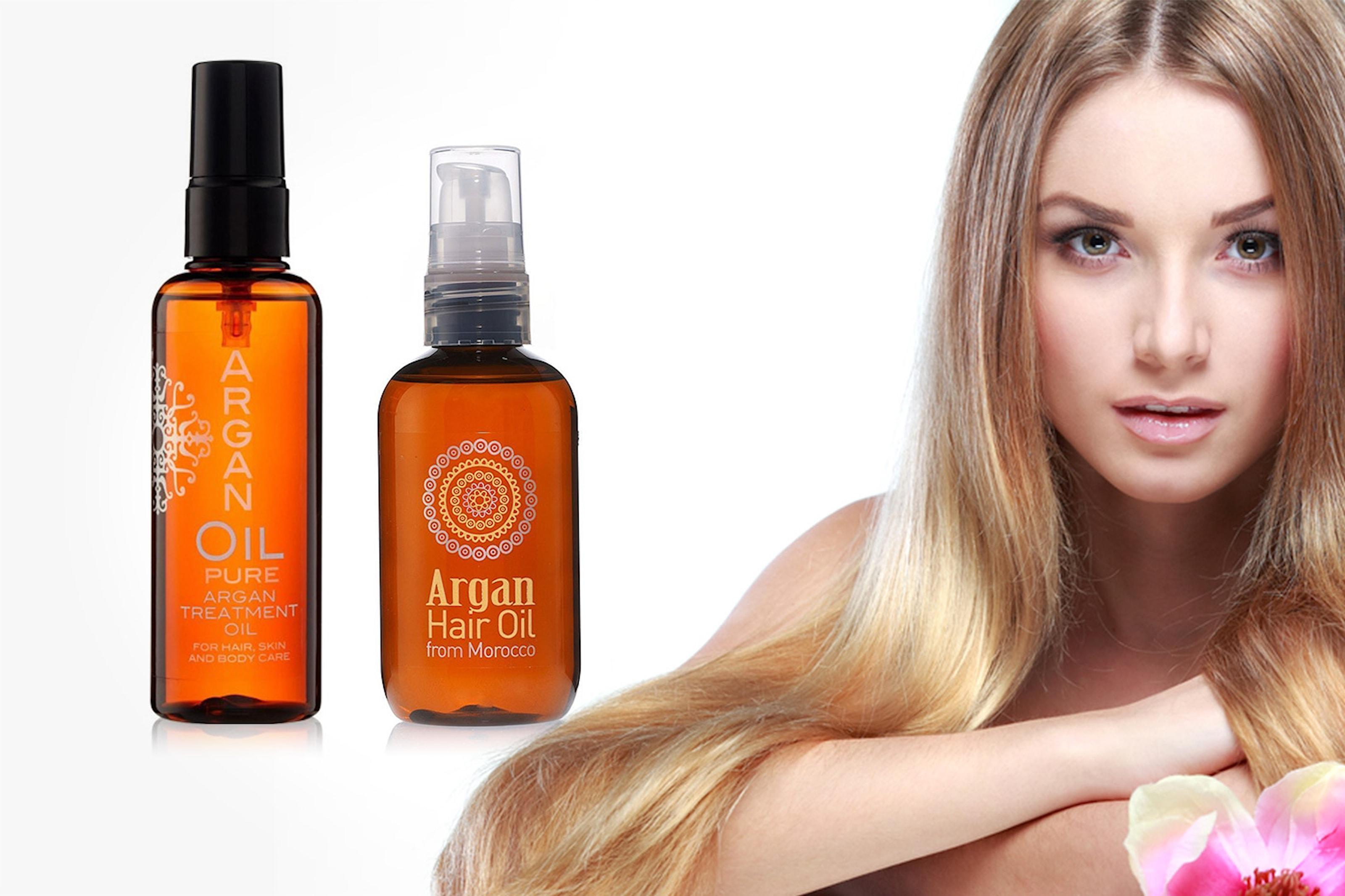 Argan eller Maroccan Oil