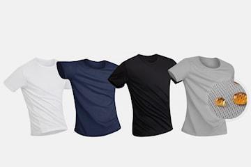 Vannavstøtende t-skjorte