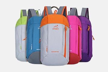 Vattentät ryggsäck 10 liter